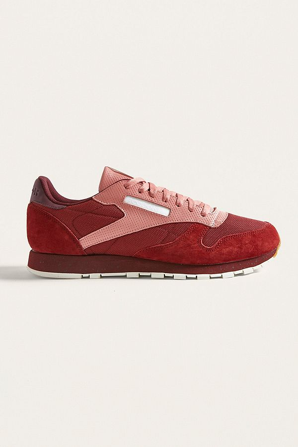 Reebok Classic Suede SM Running Sneaker | Urban Outfitters