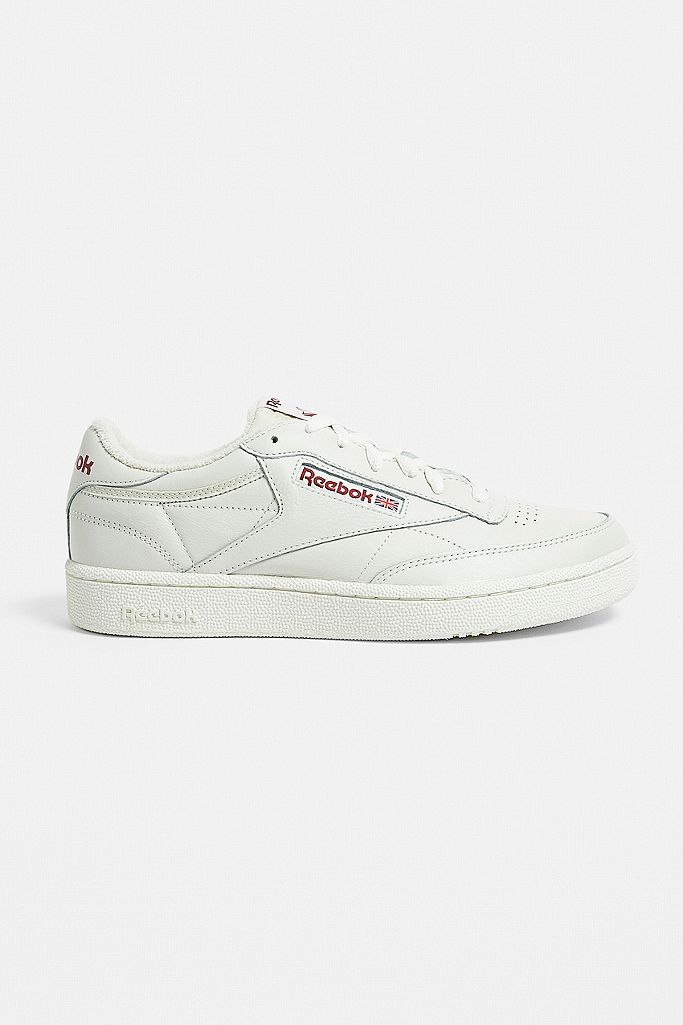 Reebok Club C 85 Ivory Trainers | Urban