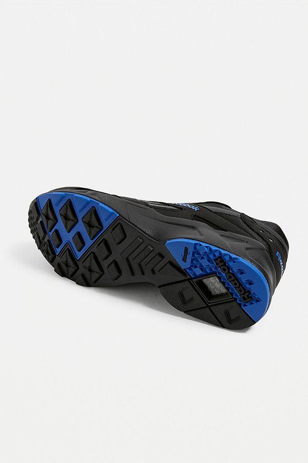 """Reebok – Sneaker """"Aztrek"""" in Schwarz und Blau"""
