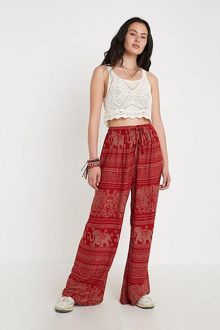 3a6bbaf5 Women's Trousers | Cargo, Corduroy & Wide Leg Trousers | Urban ...