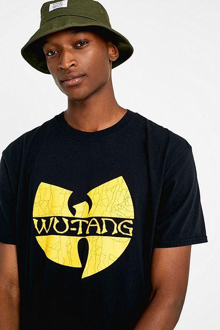 fc9e98eec642c Urban Renewal Remnants Wu-Tang Clan T-Shirt
