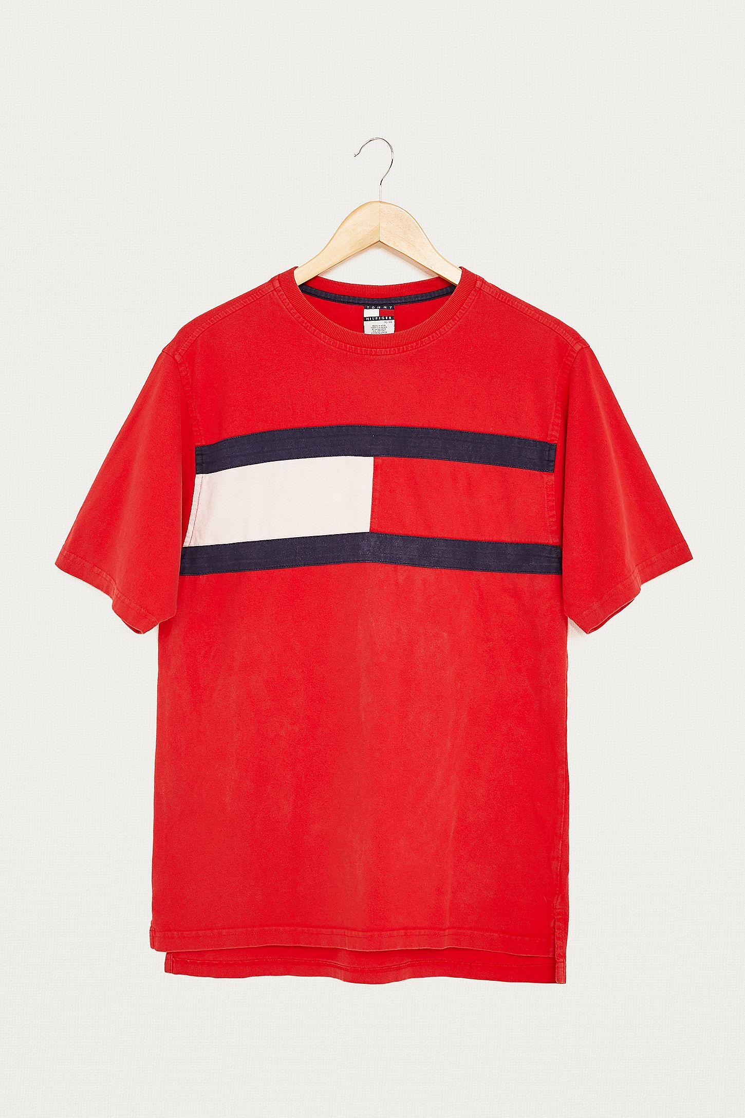 3c52eb67 Urban Renewal Vintage One-of-a-Kind Tommy Hilfiger T-Shirt. Click on image  to zoom. Hover to zoom. Double Tap to Zoom