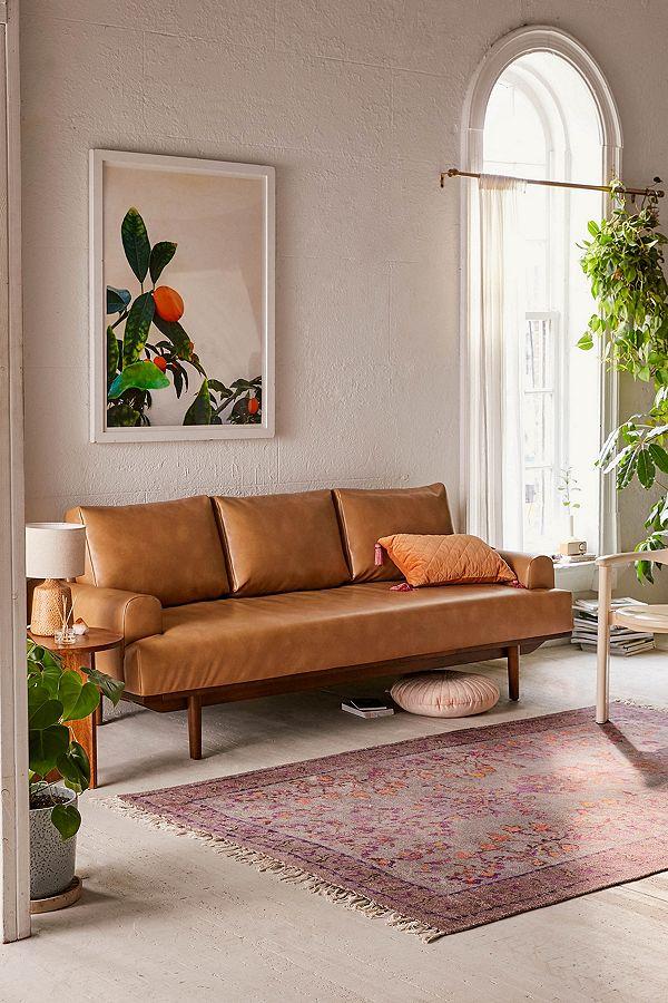 Superb Sabrina Vegan Leather Sofa Download Free Architecture Designs Xerocsunscenecom