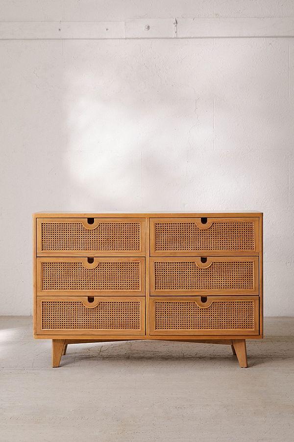 Marte 6 Drawer Dresser