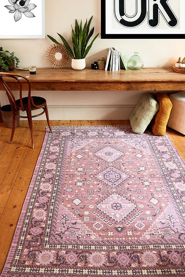 Bandana Print 5x7 Rug by Urban Outfitters