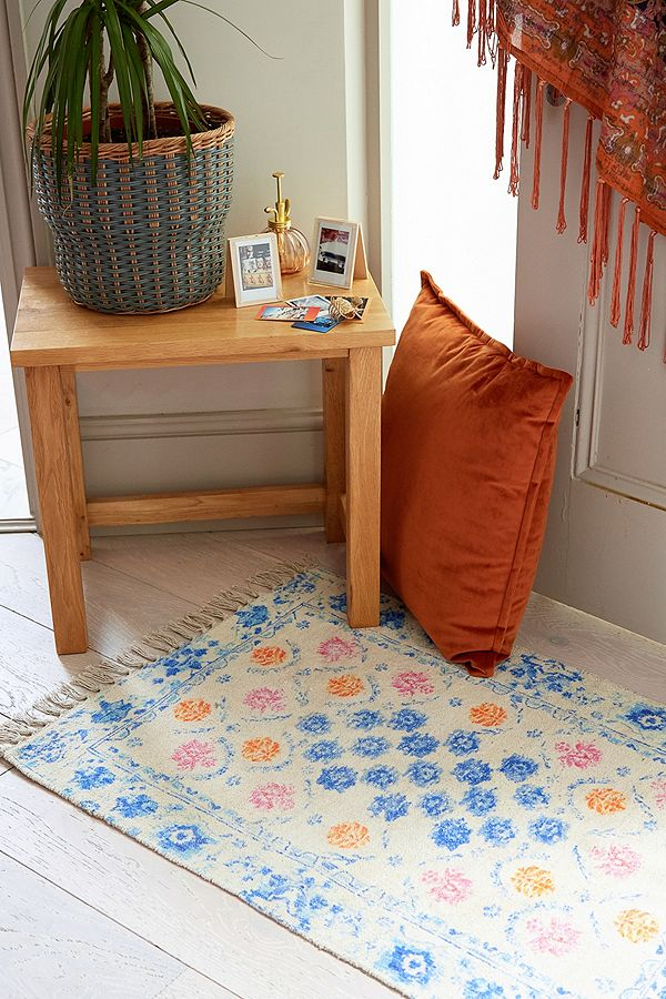 Kimana Printed Chenille 2x3 Rug by Urban Outfitters