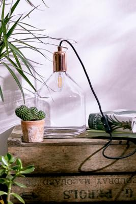 Keepsake Glass Pendant Light Shade by Urban Outfitters