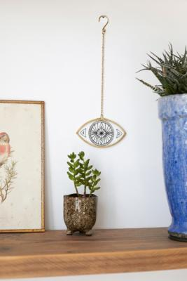 Suspension murale œil | Urban Outfitters FR