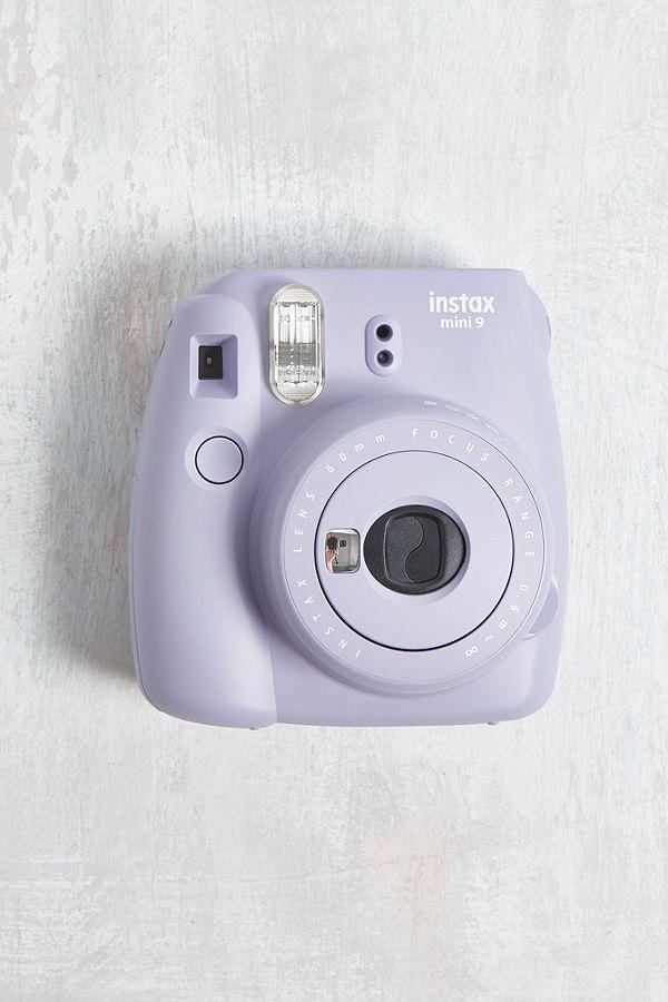 Fujifilm Instax Uo Exclusive Mini 9 Lavender Instant Camera Urban
