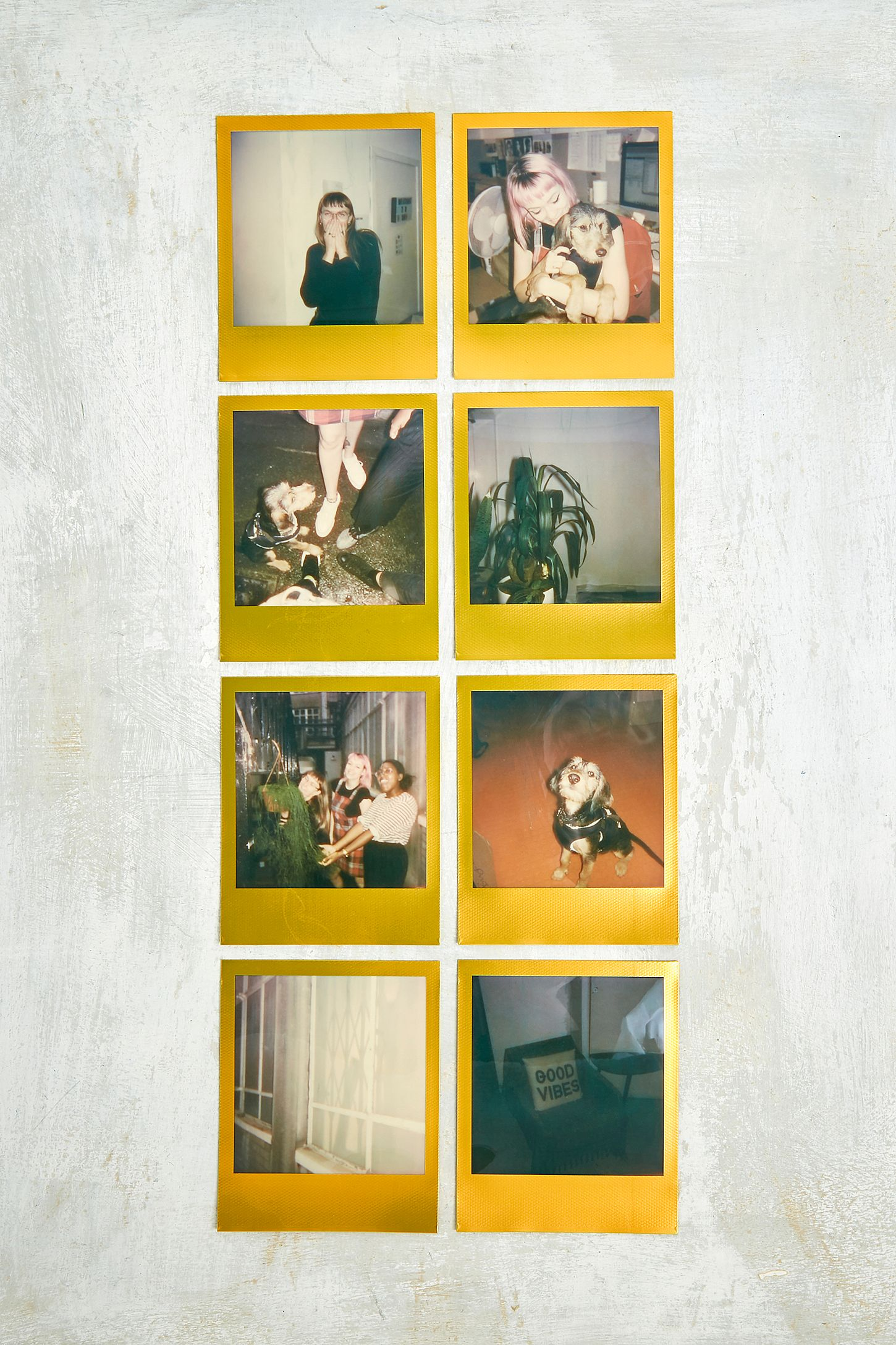 535c9a43cef Polaroid Originals Gold Frame 600 Instant Film. Click on image to zoom.  Hover to zoom. Double Tap to Zoom