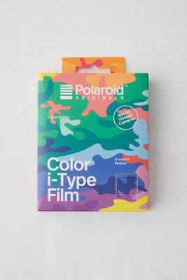 Polaroid Originals Autumn Camo I Type Instant Film by Polaroid Originals