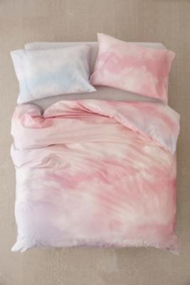 Dreamy Duvet Cover Set Urban Outfitters Uk