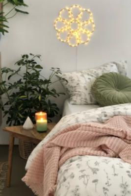 Georgina Floral Duvet Cover Set With Reusable Fabric Bag Urban Outfitters Uk