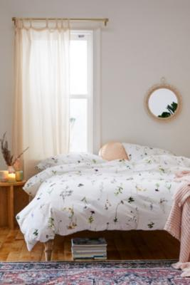 Picture of: Lola Photo Floral Duvet Cover Set Urban Outfitters Uk