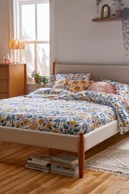 Camille Floral Duvet Cover Set Urban Outfitters Uk