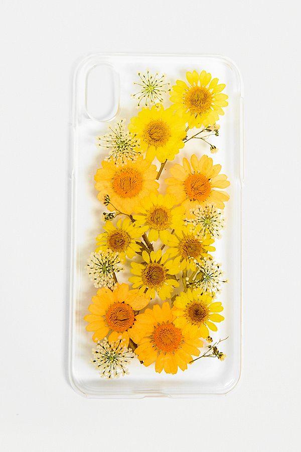 sunflower iphone xr case