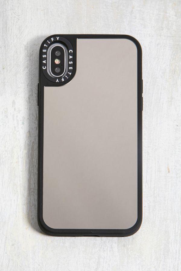 coque iphone 7 reflechissant