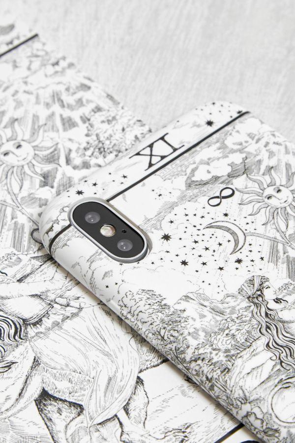 coque iphone xs tarot