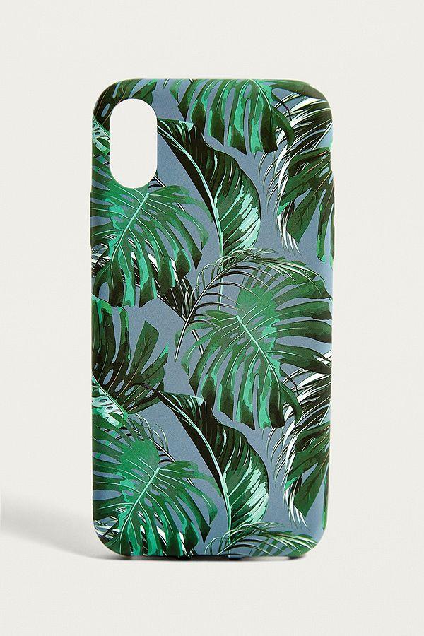 big sale 53ded f76eb Blue Jungle iPhone X Case