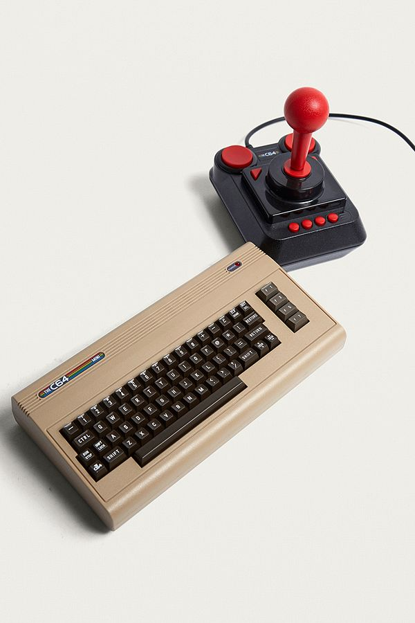 The C64 Mini Classic Game Console