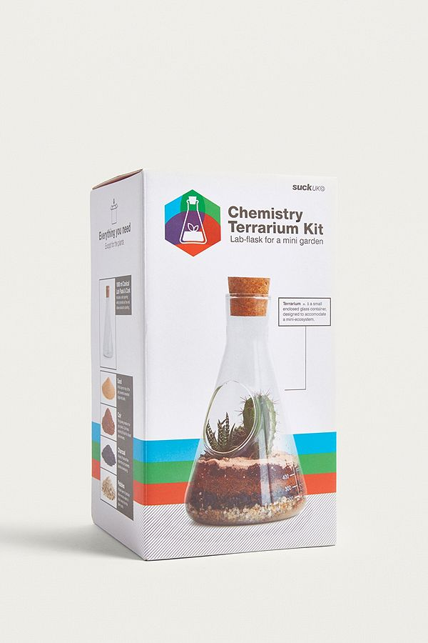 Chemistry Terrarium Kit Urban Outfitters Uk