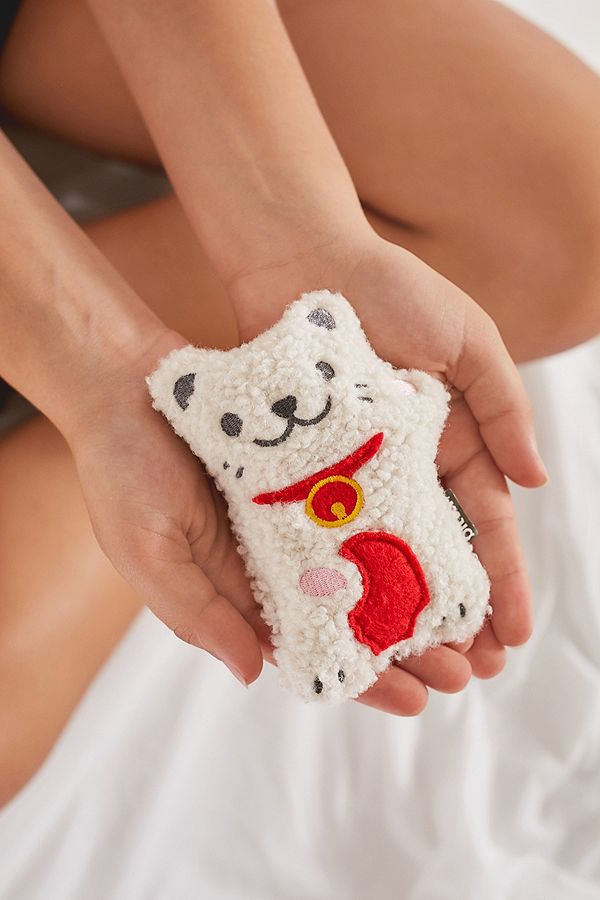 Huggable Lucky Cat Handwarmer by Urban Outfitters