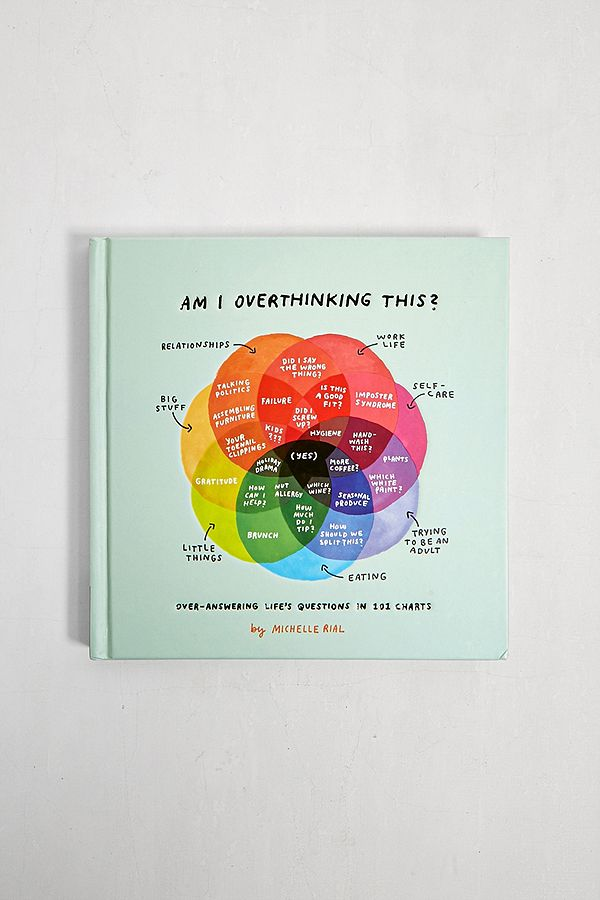 Am I Overthinking This? By Michelle Rial by Urban Outfitters