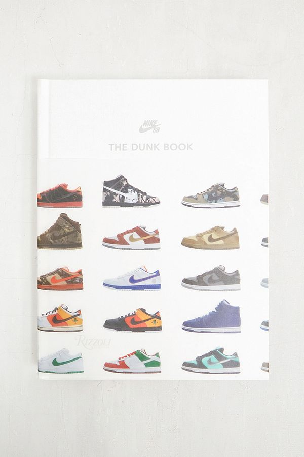 unique design hot products outlet Nike SB: The Dunk Book By Nike