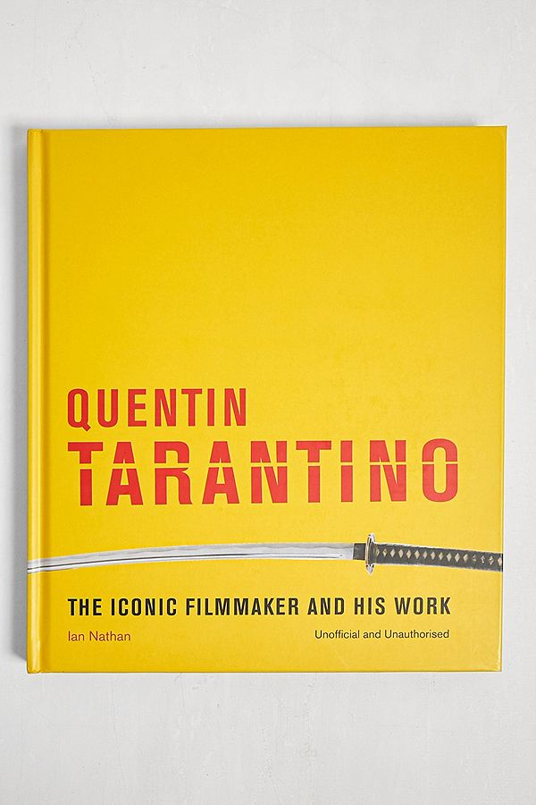 Slide View: 1: Quentin Tarantino By Ian Nathan