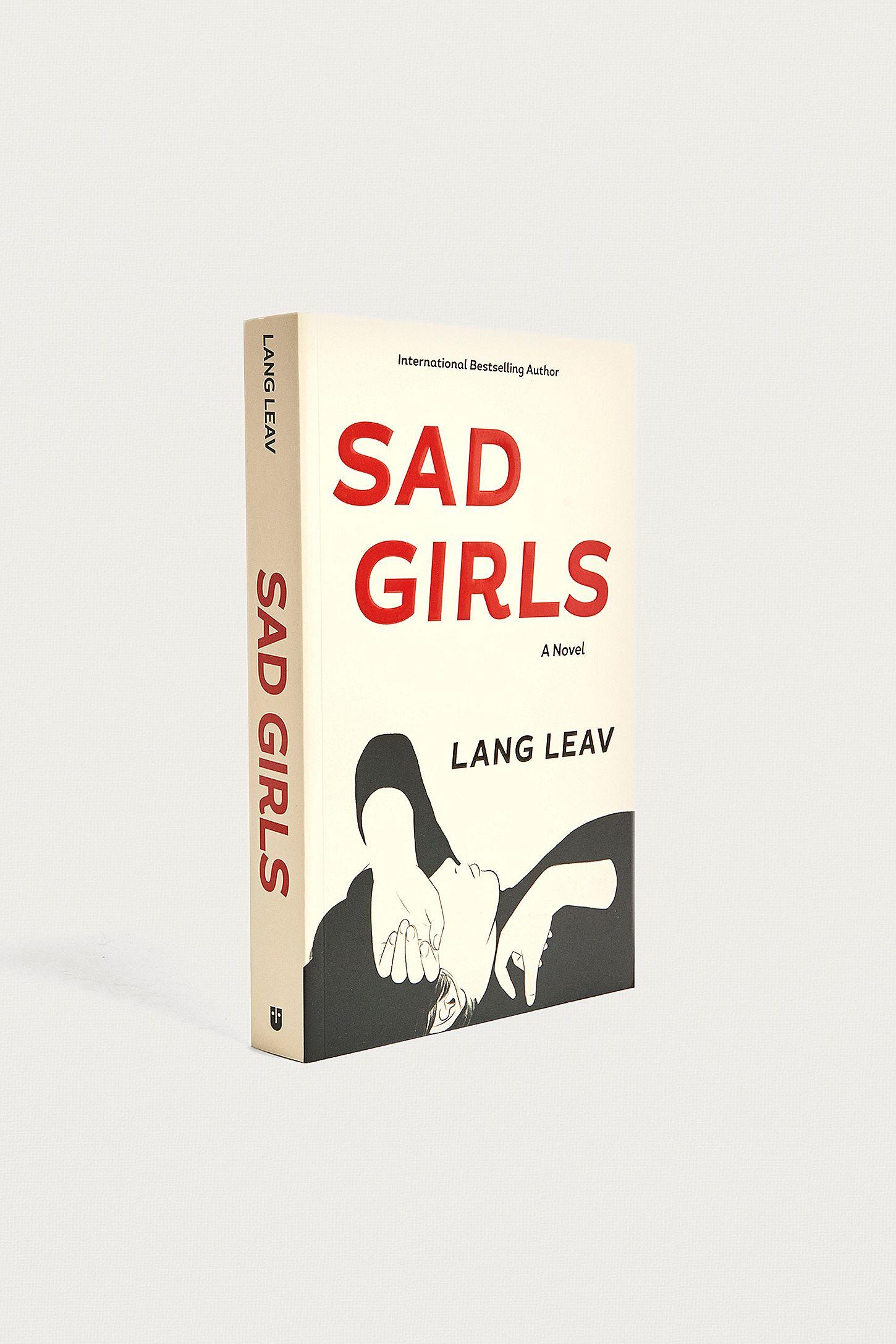 Sad Girls par Lang Leav