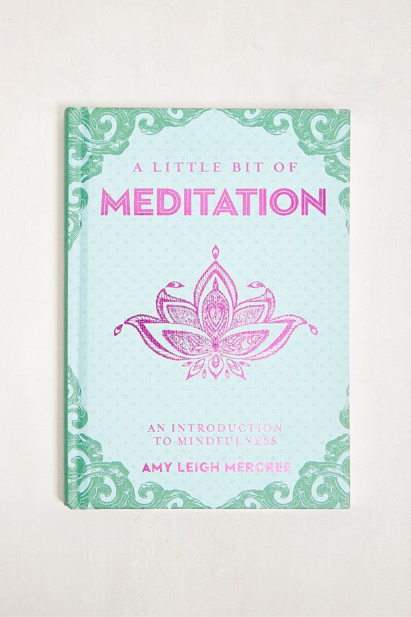 Slide View: 1: A Little Bit of Meditation By Amy Leigh Mercree