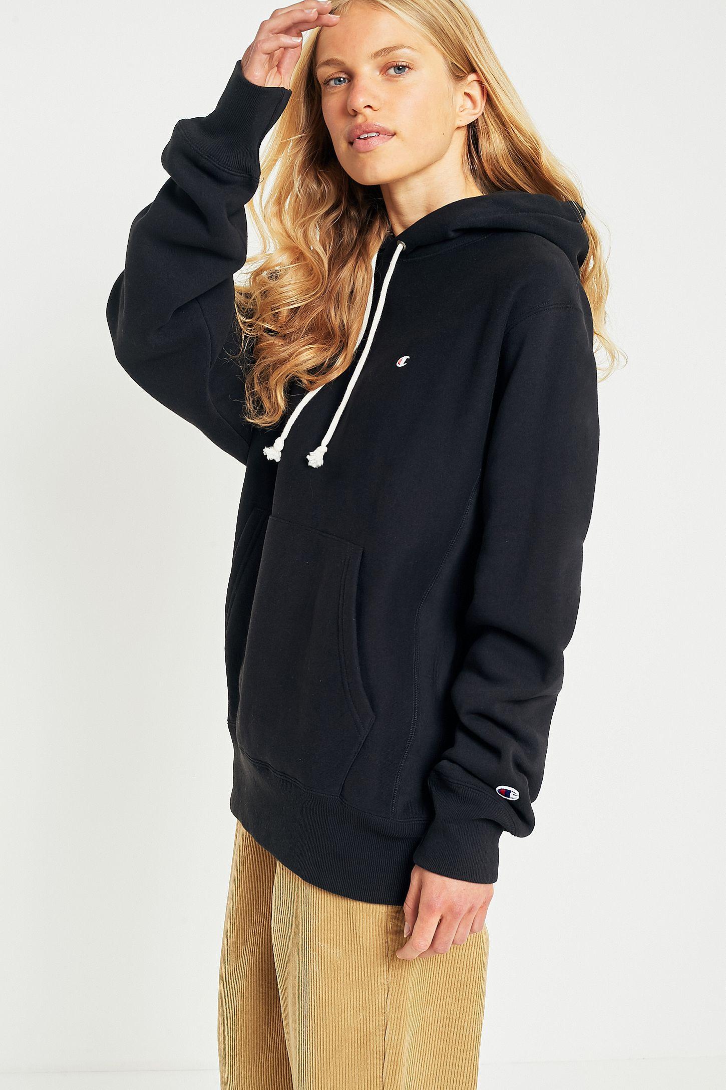 2daba64beadf Champion   UO Monochrome Reverse Weave Hoodie Sweatshirt