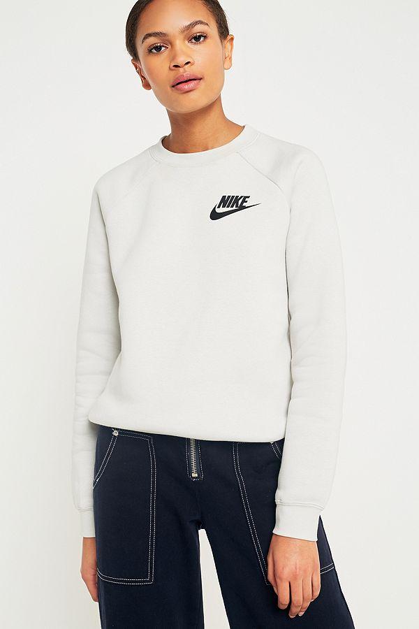 0f29eaca5638 Nike Rally Ecru Sweatshirt