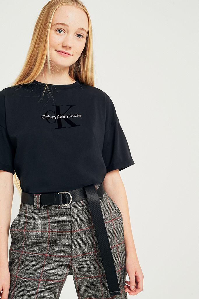 Calvin Klein True Icon Logo T.Shirt In