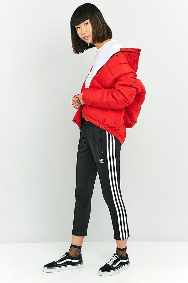 adidas pantalon cigarette femme