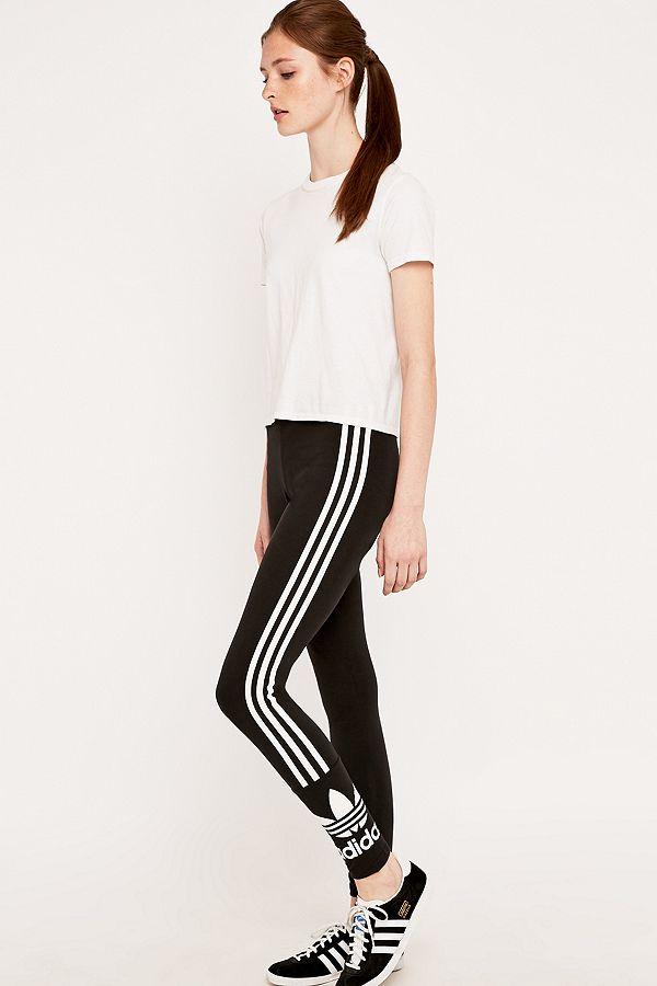 6e5791d6d Slide View  1  adidas Originals Three Stripe Leggings