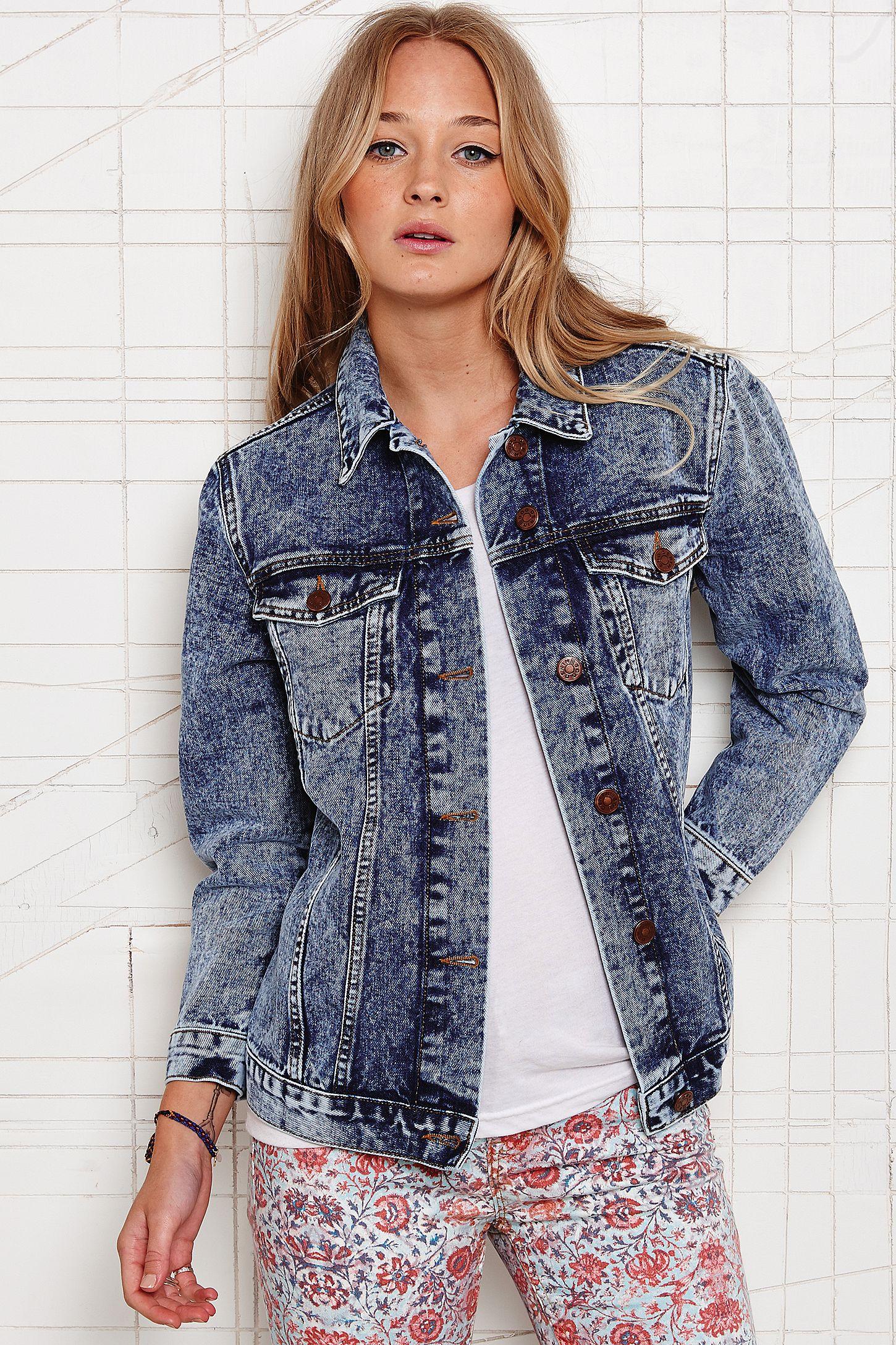 49eac285df3 BDG Oversized Denim Jacket
