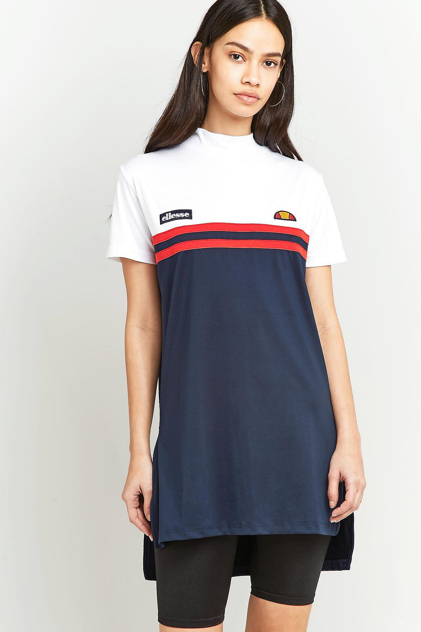 b9094d57db4 Ellesse Silko T-Shirt Dress