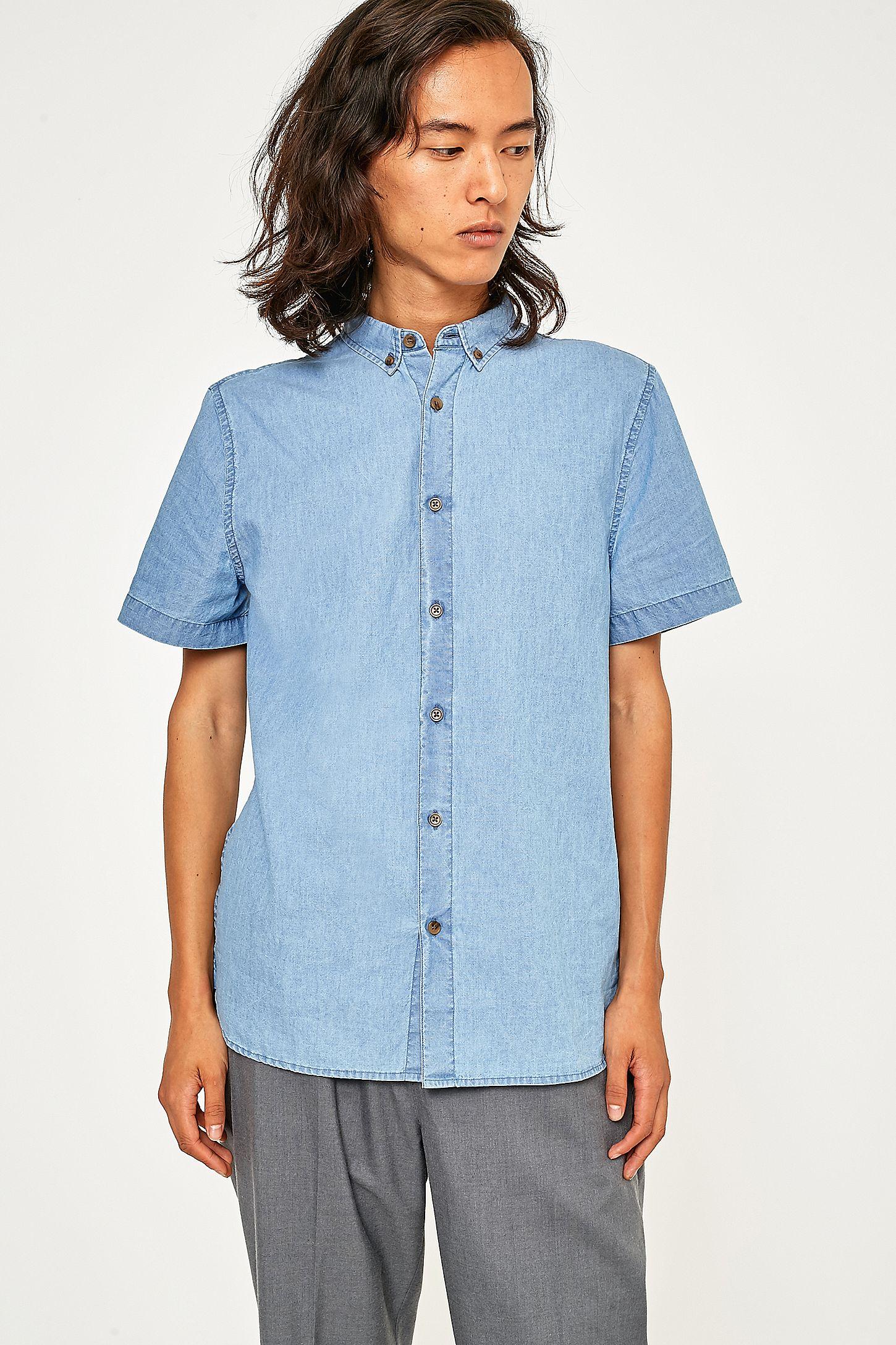 4dc795e9859 Urban Outfitters Denim Shirt Dress – DACC