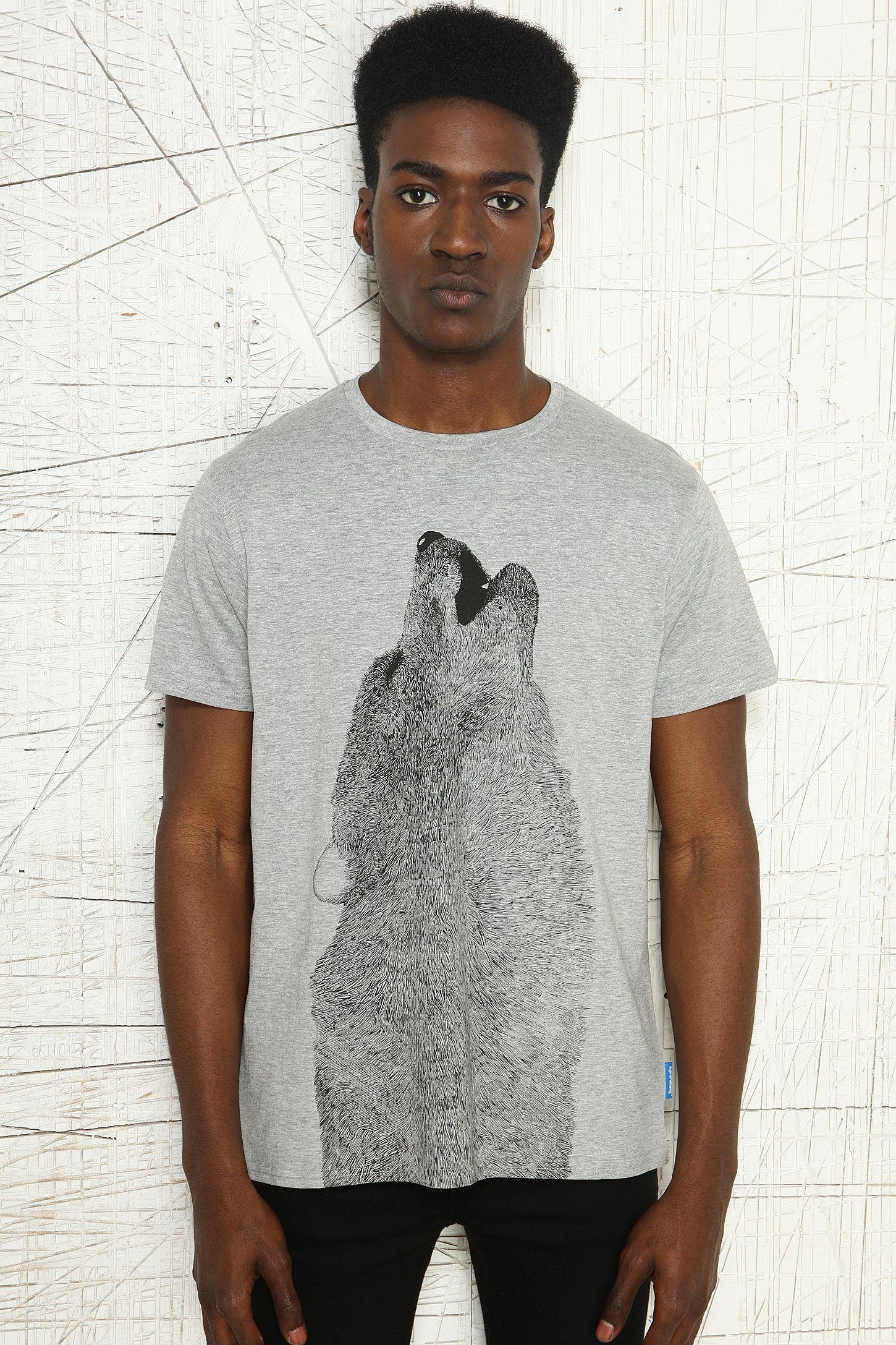 Supremebeing Lobo Lunar Tee | Urban Outfitters UK