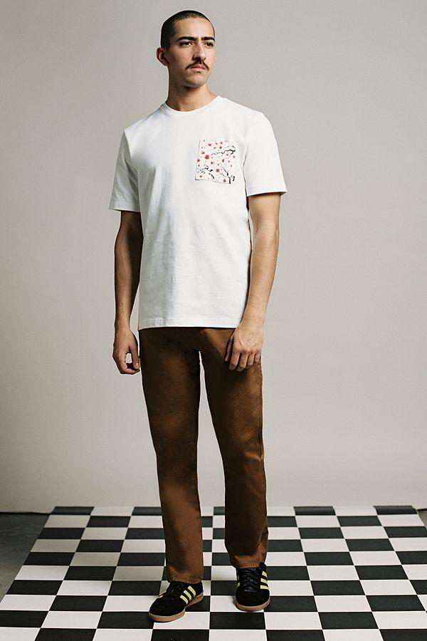 tee shirt nike fleur
