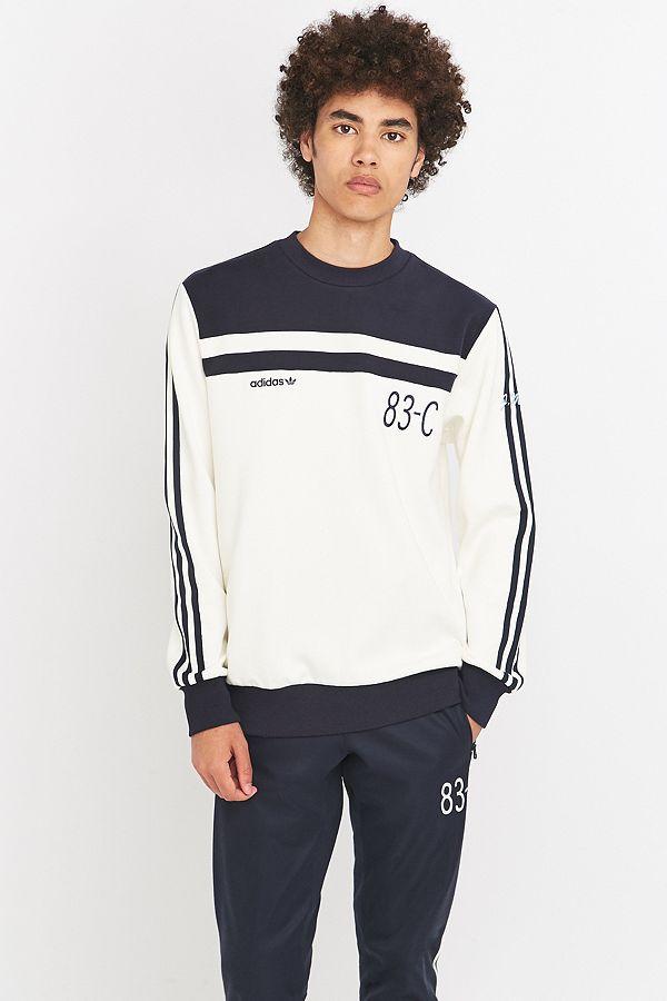 Adidas C 83 Ink Legend Sweatshirt Crewneck ymYvfIb76g