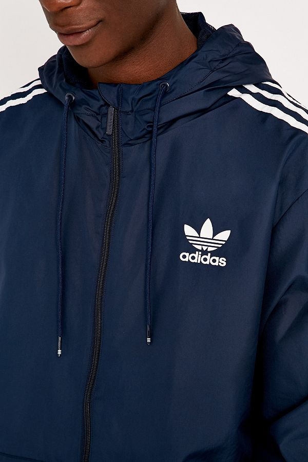 adidas Originals Itasca Windbreaker | Urban Outfitters UK