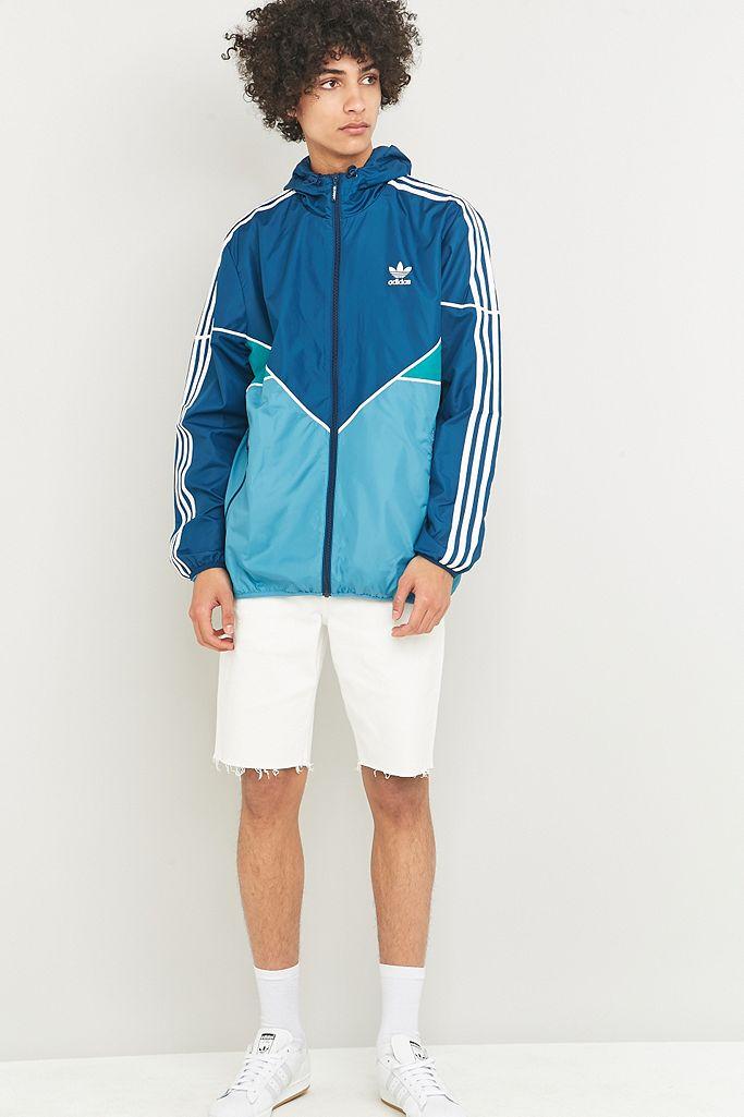 adidas Originals Veste coupe vent Colorado Shadow bleue