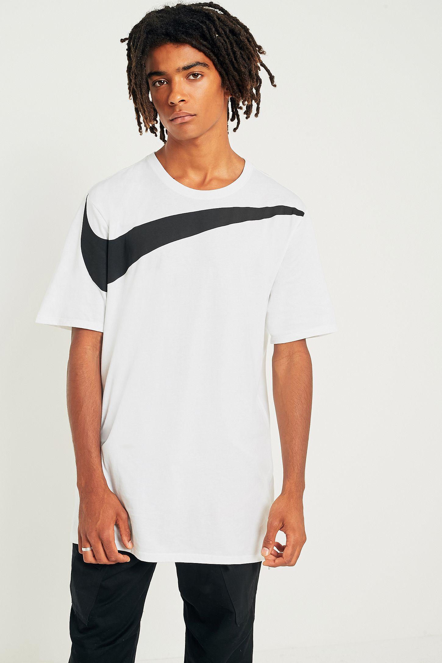 t-shirt oversize femme nike