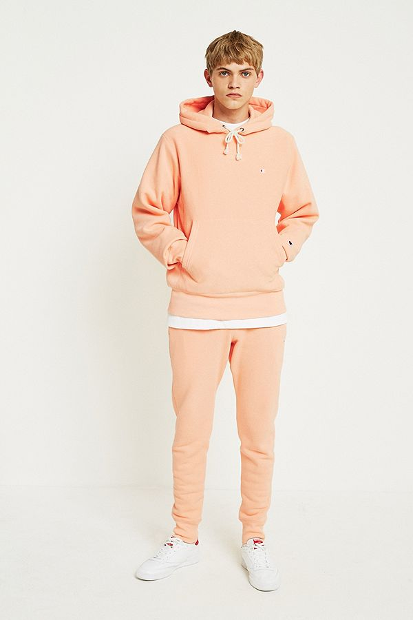 superior quality hot-selling discount durable service Champion Peach Reverse Weave Hoodie