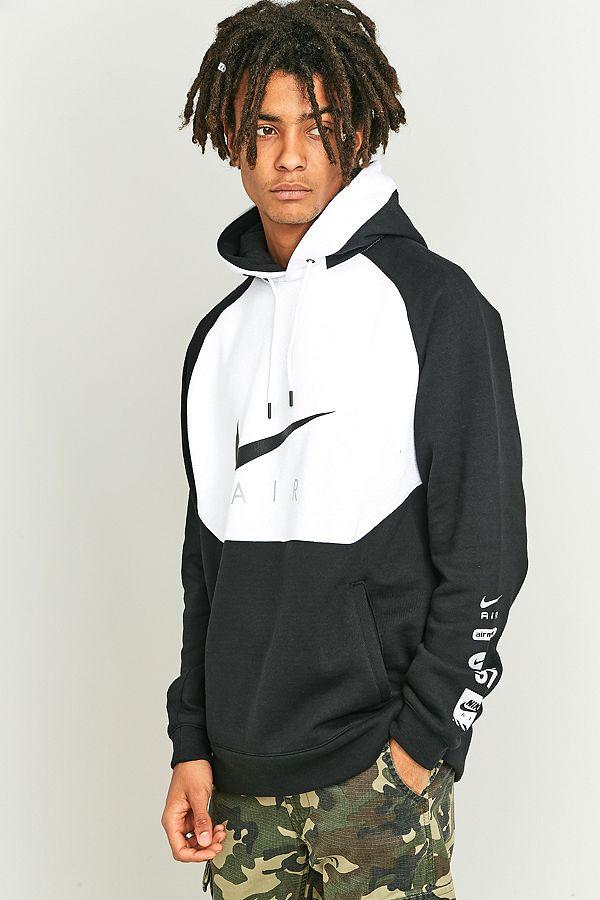 best price attractive price new release Nike Air Black Hybrid Hoodie
