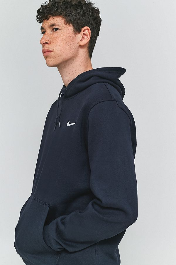 Nike Sweat à capuche à enfiler SB Club Obsidian