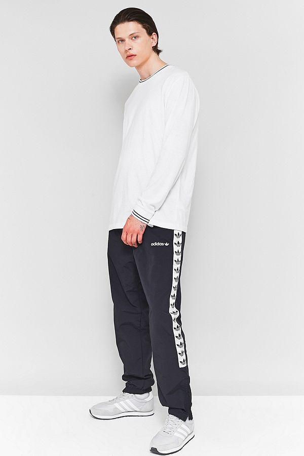 De Tnt Vent Bandes Thermocollées Blanc Et Avec Noir Pantalon Survêtement Adidas Coupe f67YbgyIv