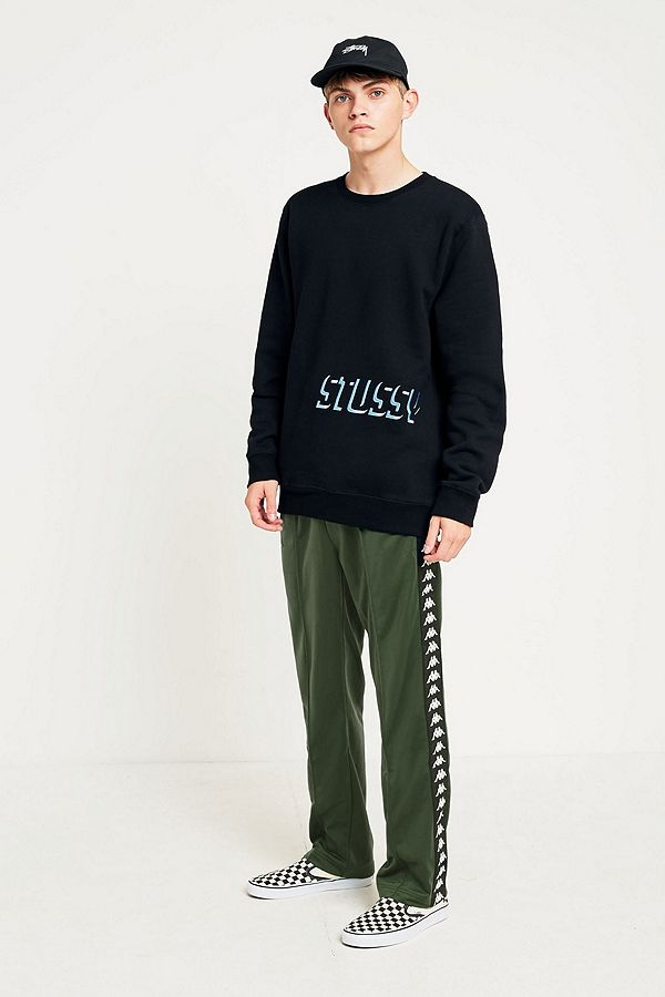 273e99c1d5 Kappa Astoria Green Logo Track Pants | Urban Outfitters UK